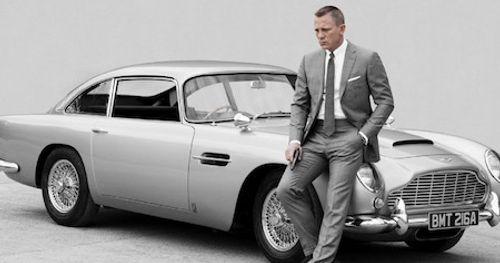 20 bật mí thú vị về chàng điệp viên hào hoa James Bond - Ảnh 1