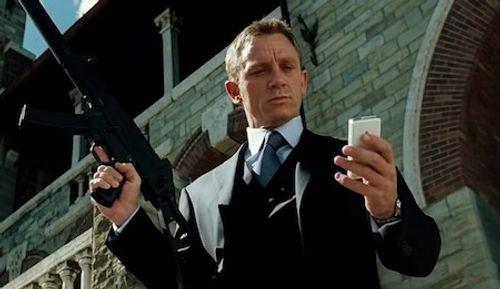 20 bật mí thú vị về chàng điệp viên hào hoa James Bond - Ảnh 2