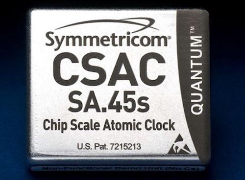 Chiêm ngưỡng đồng hồ đeo tay nguyên tử đầu tiên trên thế giới - Ảnh 2