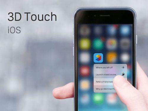 3D Touch – Tính năng tuyệt vời hay là sự khoe khoang quá mức? - Ảnh 4