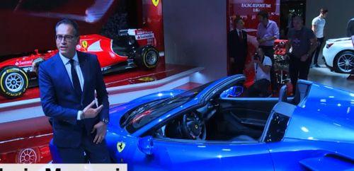 Siêu xe mới của Ferrari với khả năng tùy biến - Ảnh 1