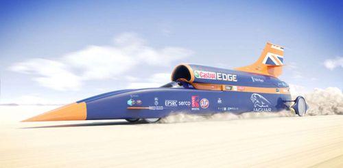 Chiếc xe nhanh nhất trên thế giới được tạo ra như thế nào? - Ảnh 1