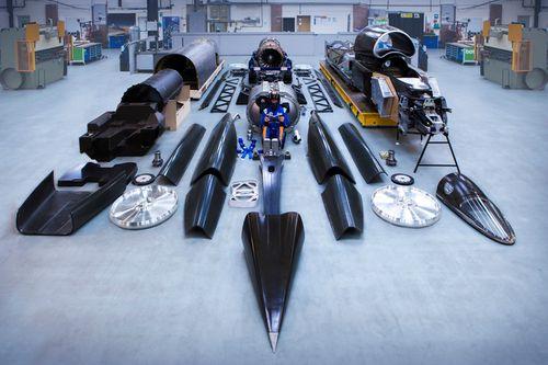 Chiếc xe nhanh nhất trên thế giới được tạo ra như thế nào? - Ảnh 2