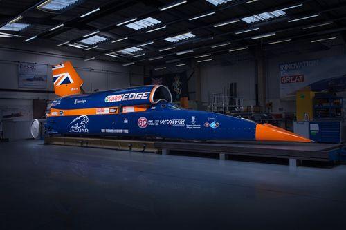 Chiếc xe nhanh nhất trên thế giới được tạo ra như thế nào? - Ảnh 3