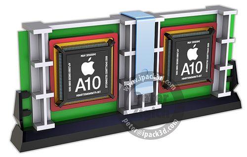 Tại sao chip A10 của Apple chỉ được chế tạo với 2 lõi? - Ảnh 2