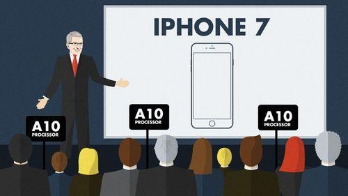 Tại sao chip A10 của Apple chỉ được chế tạo với 2 lõi? - Ảnh 3