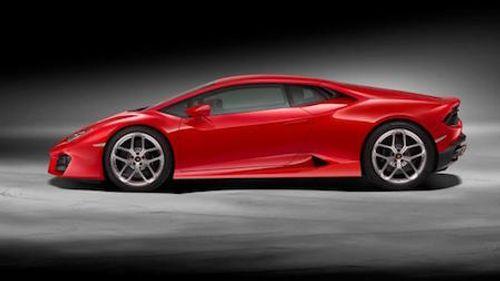 Vén màn bí mật về siêu xe Lamborghini Huracan LP580-2 - Ảnh 1