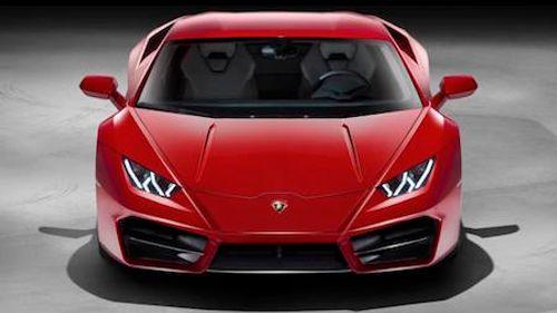 Vén màn bí mật về siêu xe Lamborghini Huracan LP580-2 - Ảnh 3
