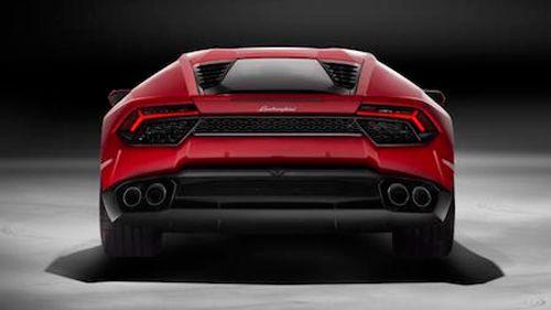 Vén màn bí mật về siêu xe Lamborghini Huracan LP580-2 - Ảnh 4