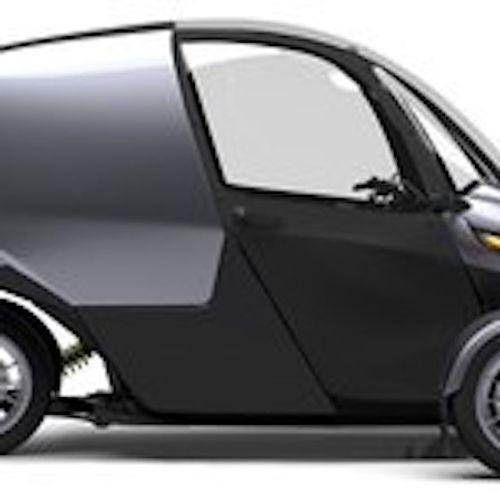 """Ngắm chiếc xe lai giữa ô tô và xe máy với giá rẻ """"không tưởng"""" - Ảnh 2"""