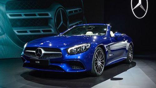 Mercedes phong cách cổ điển khuấy động Los Angeles - Ảnh 1
