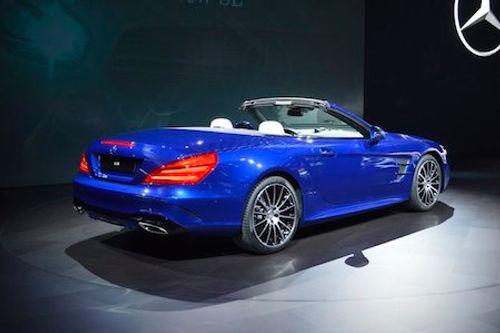 Mercedes phong cách cổ điển khuấy động Los Angeles - Ảnh 2