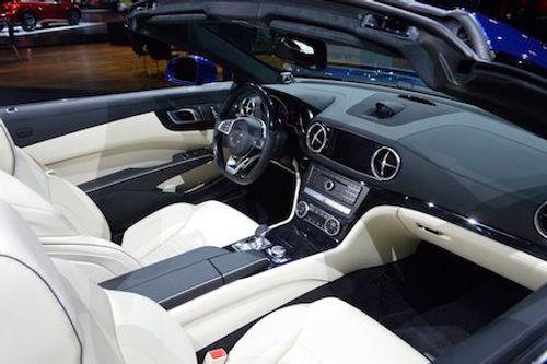 Mercedes phong cách cổ điển khuấy động Los Angeles - Ảnh 3
