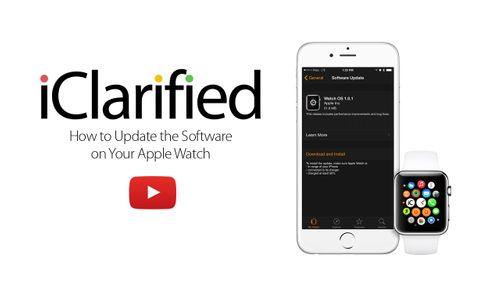 Hướng dẫn cập nhật hệ điều hành cho Apple Watch - Ảnh 1
