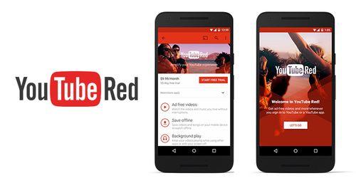 Thông tin mới nhất về YoutubeRed, YoutubeMusic được công bố - Ảnh 1