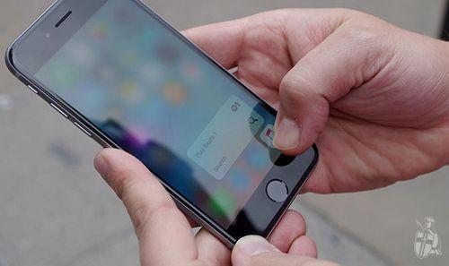 Apple không muốn iPhone 6S được sử dụng như một chiếc cân điện tử - Ảnh 1