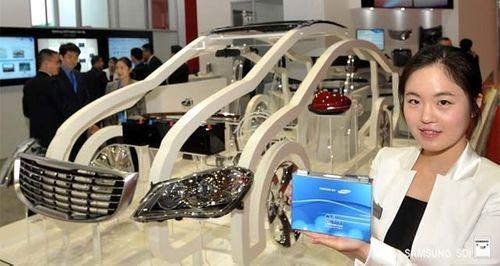 Samsung sẵn sàng lấn sân vào ô tô tự lái - Ảnh 1