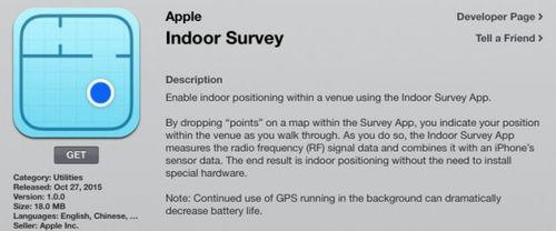 Apple phát triển hệ thống thay thế các dịch vụ định vị và bản đồ  - Ảnh 2