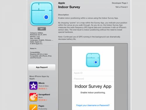 Apple phát triển hệ thống thay thế các dịch vụ định vị và bản đồ  - Ảnh 3