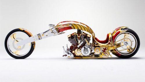 """10 mẫu mô tô """"siêu khủng"""" đắt nhất thế giới - Ảnh 5"""