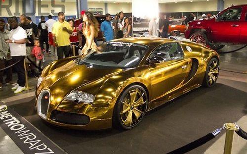 """""""Bỏng mắt"""" với 10 """"ông hoàng tốc độ"""" Bugatti của các siêu sao - Ảnh 3"""