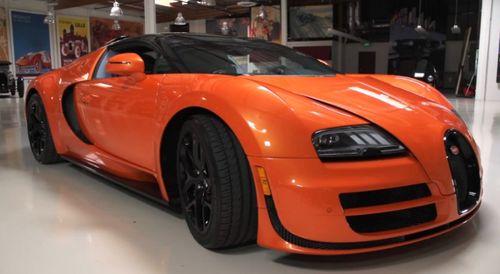 """""""Bỏng mắt"""" với 10 """"ông hoàng tốc độ"""" Bugatti của các siêu sao - Ảnh 7"""