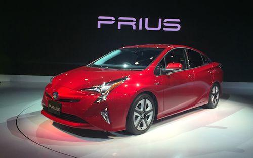 Toyota ra mắt Prius hoàn toàn mới tại Tokyo - Ảnh 2