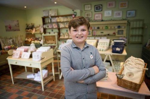 11 tuổi doanh nhân nhí thu nhập 2 tỷ/ năm - Ảnh 3