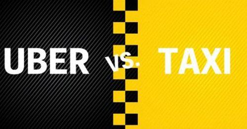 """Uber, Grab """"đối đầu"""" taxi truyền thống: Ai là người hưởng lợi? - Ảnh 1"""