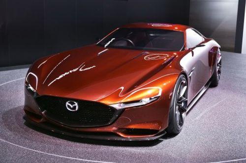 RX-Vision Concept mẫu xe với động cơ tròn xoay đặc biệt - Ảnh 1
