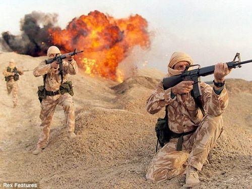 Đặc nhiệm tinh nhuệ nhất của Anh bị IS đánh bom phục kích - Ảnh 1