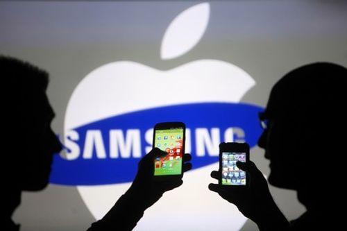"""Samsung và Apple vẫn """"cầm trịch"""" thị trường smartphone - Ảnh 1"""