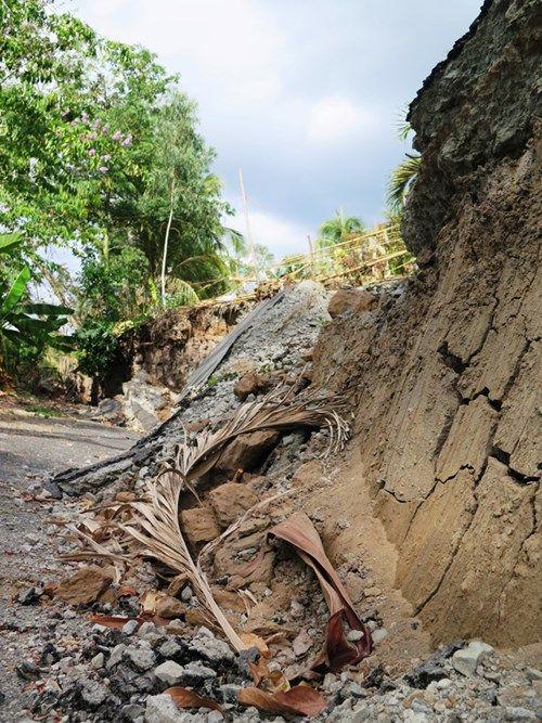 Sạt lở đất trên diện rộng tại tỉnh Cà Mau - Ảnh 3