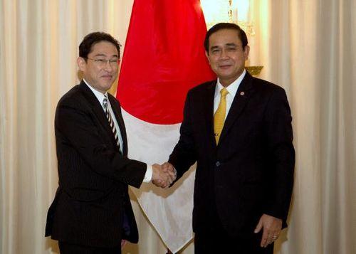 Nhật Bản cam kết viện trợ 7 tỷ USD cho các nước sông Mekong - Ảnh 1