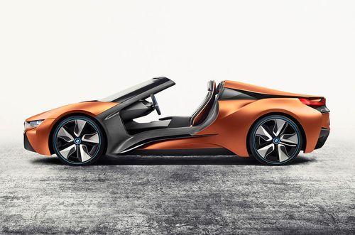 """Xôn xao BMW i8 phiên bản nâng cấp được trang bị siêu """"khủng"""" - Ảnh 1"""