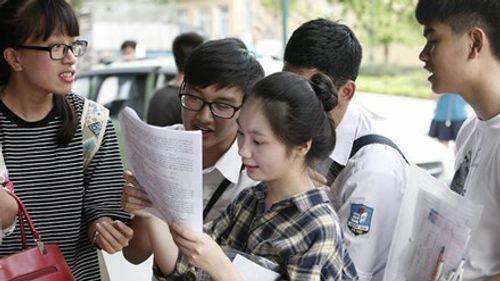 ĐH Thái Nguyên chấm hơn 40.000 bài thi THPT quốc gia  - Ảnh 1