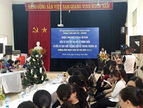 Mỗi năm, Việt Nam có 300.000 ca nạo phá thai trong độ tuổi 15-19  - Ảnh 1
