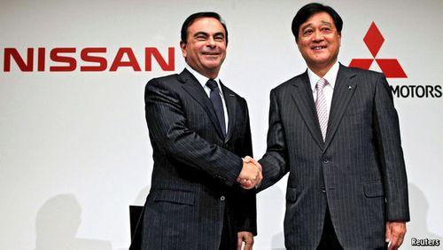 """Liên minh Renault - Nissan """"ôm mộng"""" doanh thu 5,5 tỷ EUR - Ảnh 1"""