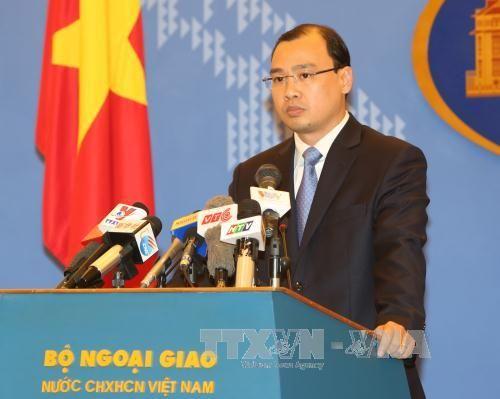 Việt Nam hoan nghênh phán quyết của PCA về Biển Đông - Ảnh 1