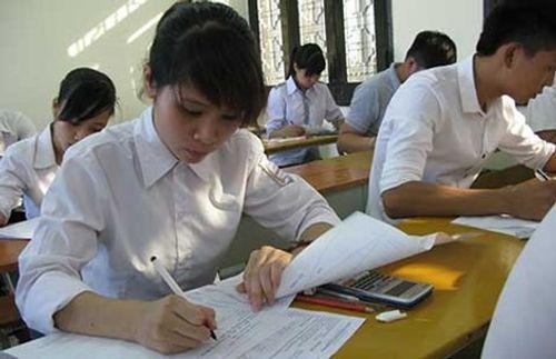 Kỳ thi THPT quốc gia: Ba trường đại học đã chấm thi xong - Ảnh 1