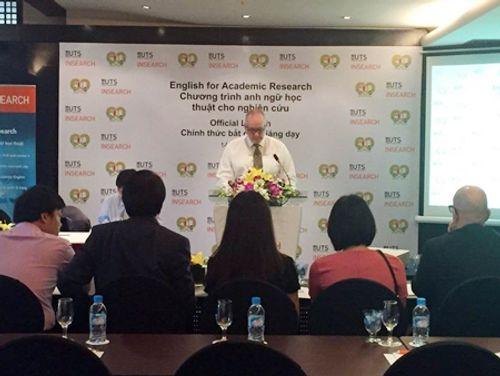 ĐH Công Nghệ Sydney đào tạo tiếng Anh học thuật tại Việt Nam - Ảnh 1