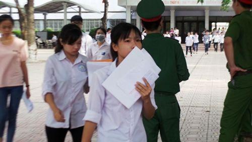 Kỳ thi THPT quốc gia: Khối A có thí sinh đạt 28,9 điểm - Ảnh 1