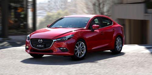 """Mazda3 2017 siêu """"bảnh"""" chính thức xuất hiện - Ảnh 1"""