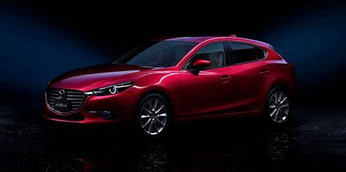 """Mazda3 2017 siêu """"bảnh"""" chính thức xuất hiện - Ảnh 2"""