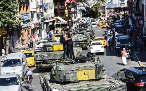 Sau đảo chính, Thổ Nhĩ Kỳ lệnh bắt 2.745 thẩm phán và công tố viên - Ảnh 1