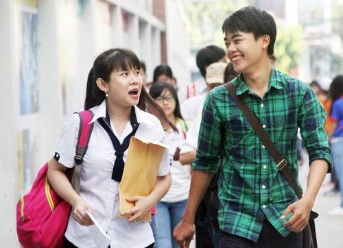 Thi THPT quốc gia 2016: Những mong mỏi của thí sinh với đề thi môn Ngữ Văn - Ảnh 1