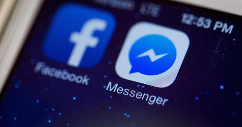 Facebook tuyên bố ứng dụng Messenger cán mốc 1 tỷ người dùng - Ảnh 1