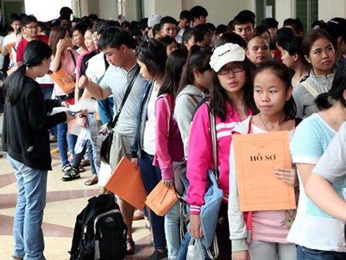 Dự kiến điểm trúng tuyển khối A, A1 các trường ĐH sẽ giảm mạnh - Ảnh 1