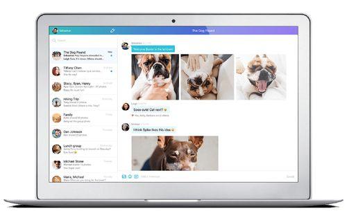 """Yahoo tung giao diện mới cho Messenger sau khi """"bán mình"""" - Ảnh 1"""