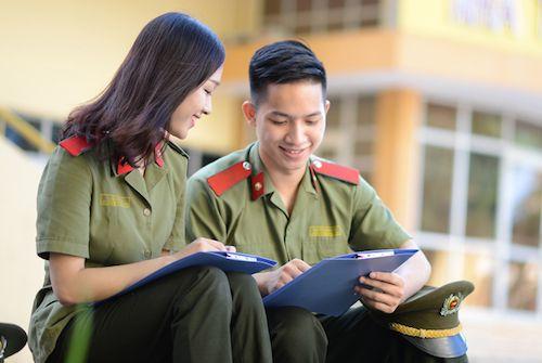 Hướng dẫn đăng ký xét tuyển vào trường Công an nhân dân mới nhất - Ảnh 1